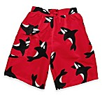 i play.® Mod Ultimate Swim Diaper Killer Whale Deep Pocket Trunks
