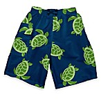 i play.® Mod Ultimate Swim Diaper Turtle Deep Pocket Trunks