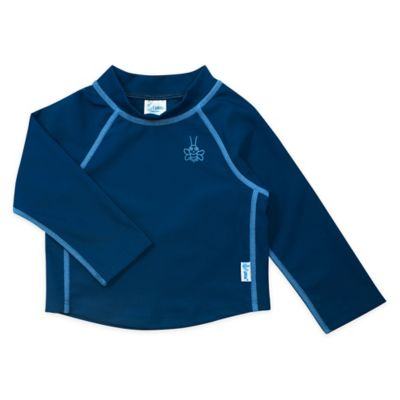 i play.® Size 18M Long-Sleeve Rashguard in Navy