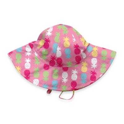 i play. ® Pineapple Brim Sun Hat