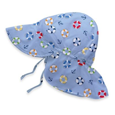 i play. ® Lifesaver Flap Sun Hat