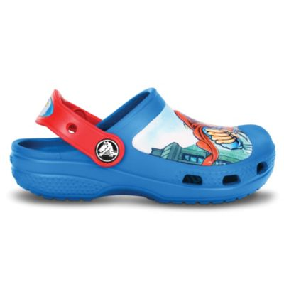 Crocs™ Superman Kids Size 4-5 Clogs