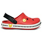 Crocband™ Mickey™ Kids Clogs III in Red
