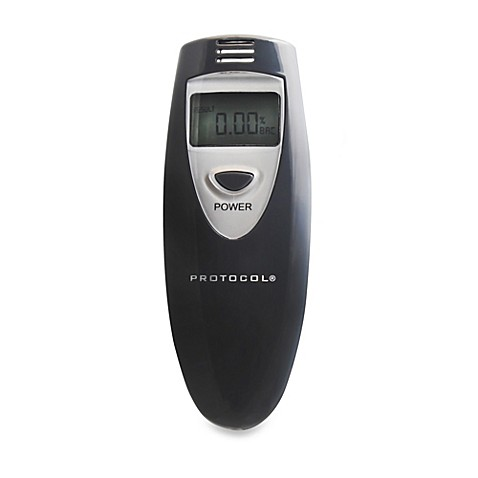 LCD Digital Alcohol Breath Checker