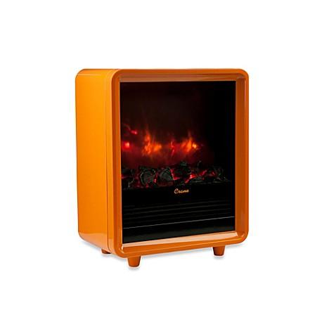 Buy Crane Mini Fireplace Heater In Orange From Bed Bath Beyond
