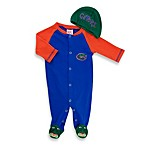 University of Florida Mascot 1-Piece Footie w/Cap