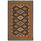 Karastan Crossroads Addison Rug in Black
