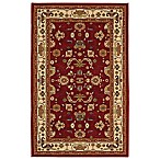 Karastan Crossroads Powell Rug in Garnet