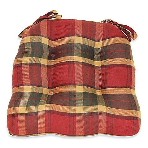 Brentwood Originals Woven Waterfall Chair Pad In Rustic