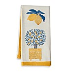 Couleur Nature Lemon Tree Tea Towels (Set of 3)