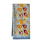 Couleur Nature Tutti Frutti Blue Tea Towels Set of 3