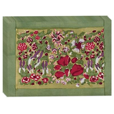 Couleur Nature Jardine Placemats (Set of 6)