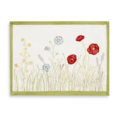 Couleur Nature Springfields Placemats (Set of 6)