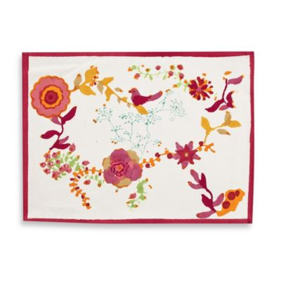 Couleur Nature Treetop Multi Placemats (Set of 6)