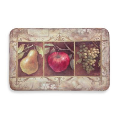 Calm Chef 19.6-Inch x 31.5-Inch Anti-Fatigue Tuscan Kitchen Mat