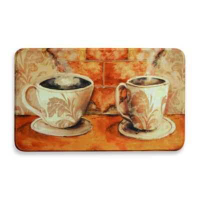 Calm Chef Anti-Fatigue Kitchen Mat in Coffeehouse