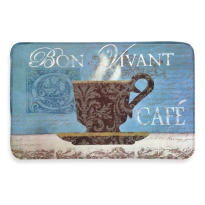 Calm Chef Anti-Fatigue Bon Vivant Kitchen Mat