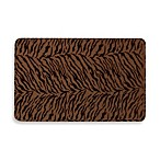 Sonoma Anti-Fatigue Kitchen Cushion Mat in Brown Zebra Stripe