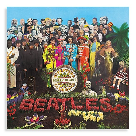 The Beatles Sgt Pepper S Lonely Hearts Club Band Vinyl