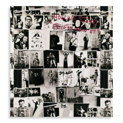 Rolling Stones, Exile on Main Street Vinyl Album