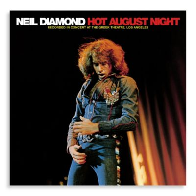 Neil Diamond, Hot August Night Vinyl Album