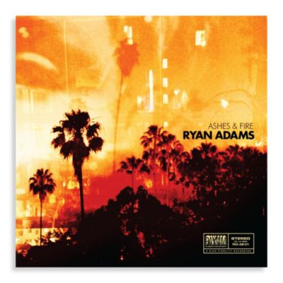 Ryan Adams, Ashes & Fire Vinyl Album