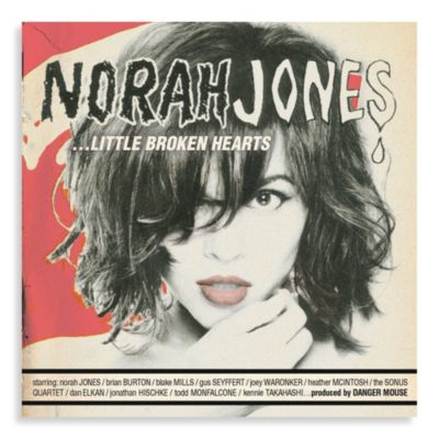 Nora Jones, Little Broken Hearts Vinyl Album