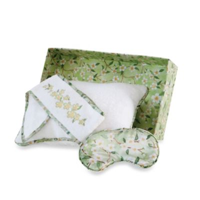 Green Pillow Set