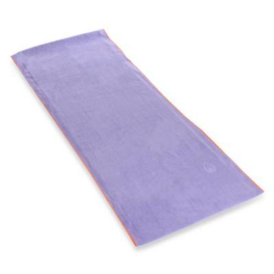 Natural Fitness™ Yoga Mat Wrap in Lavender