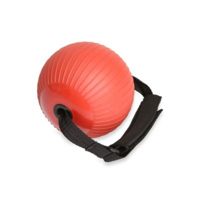 Natural Fitness® 4-Pound Weight Ball in Red Rock