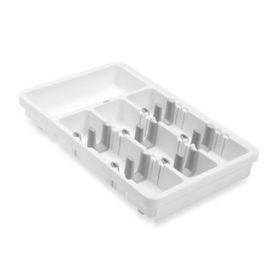 Adjustable Storage Tray's