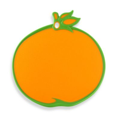 Dexas® Orange Cutting and Serving Board