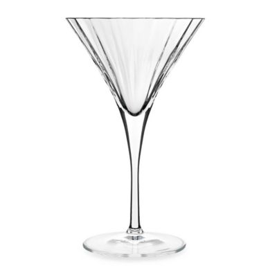 Luigi Bormioli Bach SON.hyx® Martini Glasses (Set of 4)