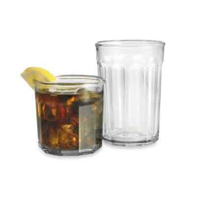 Luminarc® Working Glass 16-Piece Glassware Set