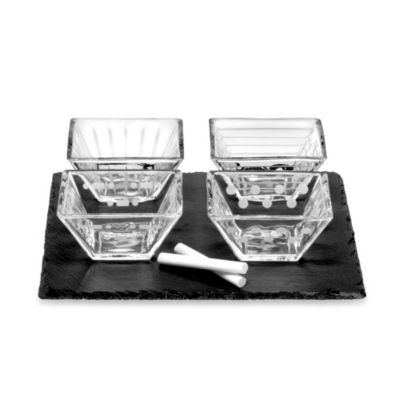Mikasa® Cheers 5-Piece Condiment Set