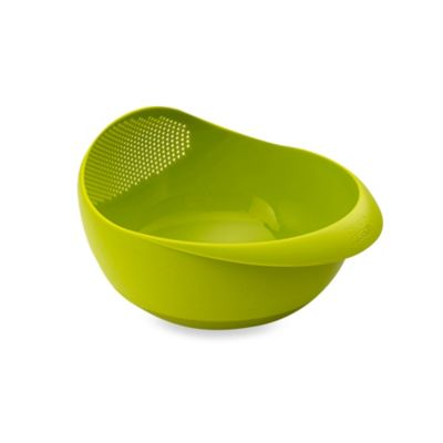 Joseph Joseph® Prep&Serve™ Large Bowl and Colander in Green