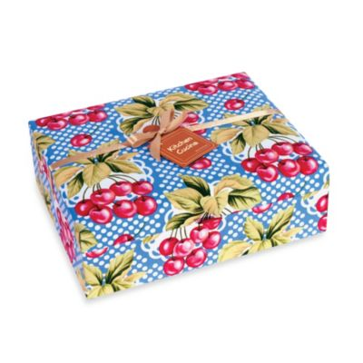 Kitchen Cucina Cherry-O Tea Box
