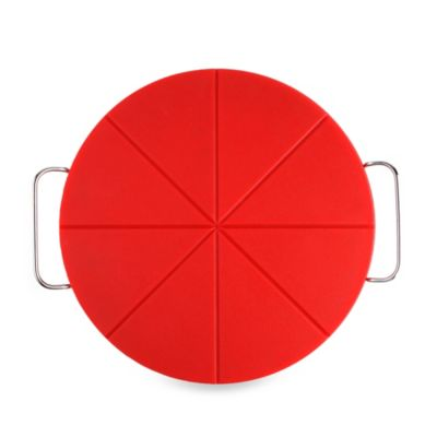 Dexas® 14-Inch Cut & Serve Pizza Serving Board