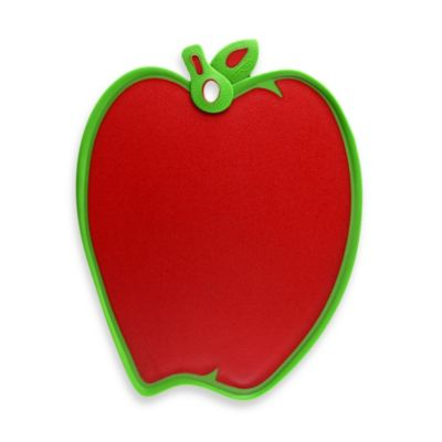 Dexas® Red Apple Cutting and Serving Board