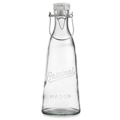 Del Sol™ Original Mason™ 32-Ounce Bottle with Ceramic Top