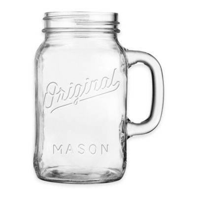 Del Sol™ Original Mason™ Handled Drinking Jar