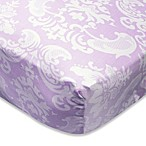 Petit Tresor Papillon Fitted Sheet