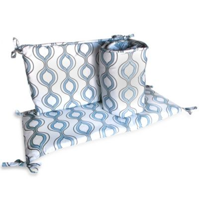 Petit Nest by Lonni Paul Henri Crib Bumper