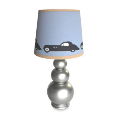 Petit Tresor Lamp and Shade