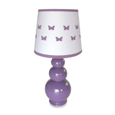 Petit Tresor Papillon Lamp and Shade