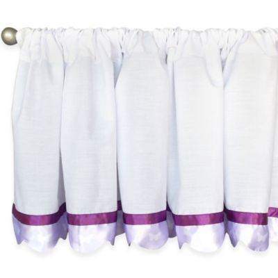 Petit Tresor Papillon Window Valance