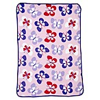 Carter's™ Coral Fleece Butterfly Toddler Blanket