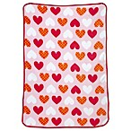 Carter's™ Coral Fleece Ladybug Toddler Blanket