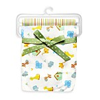 Spasilk® Noah's Ark 2-Pack Swaddle Blanket in Yellow