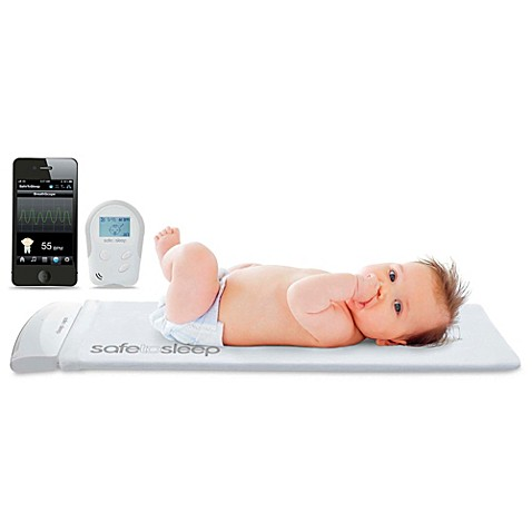 safetosleep infant breathing sleep monitor buybuy baby. Black Bedroom Furniture Sets. Home Design Ideas